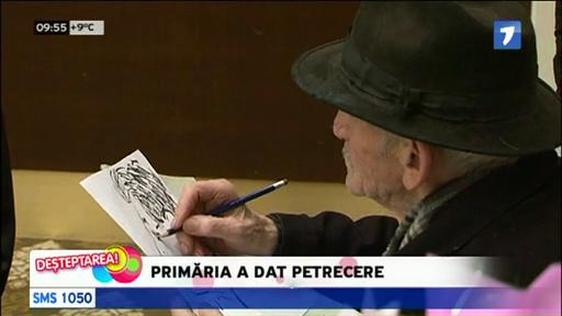 Jurnal TV: Primăria a dat petrecere