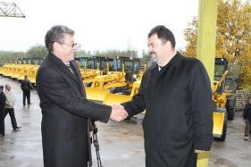 Mihai Ghimpu și Anatolie Şalaru