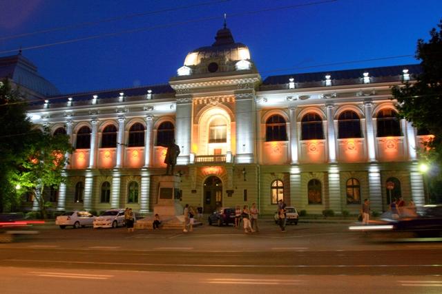 """Universitatea """"Alexandru Ioan Cuza"""" din Iaşi, foto: www.uaic.ro"""