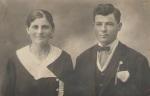 Părinţii Toader şi Irina (poză din anii 30 până la ocupaţie)